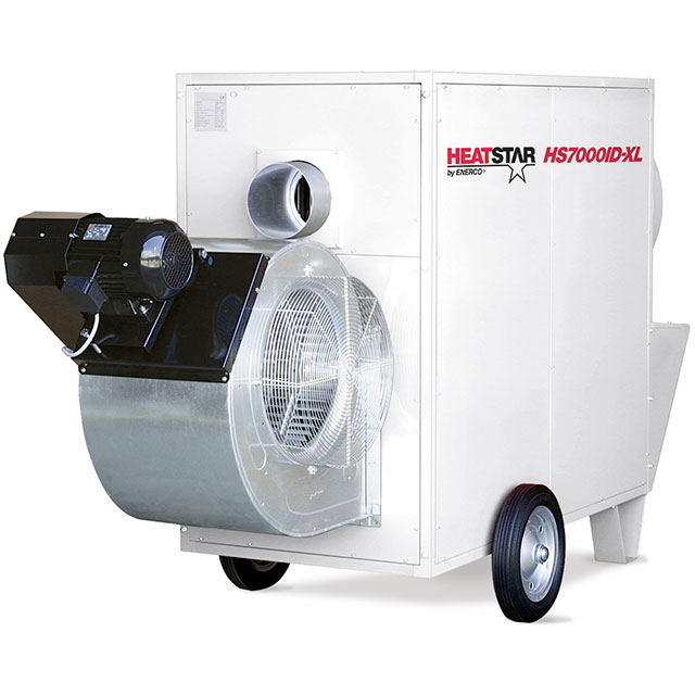 Indirect Fired Heaters Rocky Mountain Portable Cooling